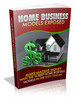 Thumbnail Home Business Models Exposed eBook (PLR)