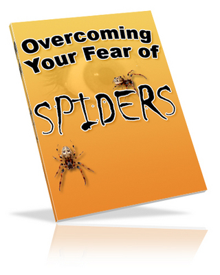 Product picture Overcoming Your Fear Of Spiders (PLR)
