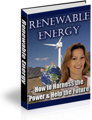 Product picture Renewable Energy: Harness the Power and Help the Future
