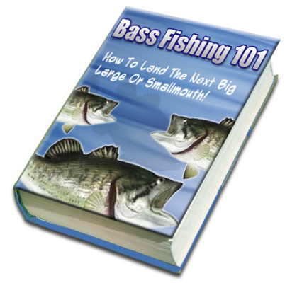 Product picture Bass Fishing 101: How To Catch The Next Big One (PLR)