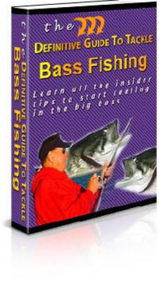 Product picture Bass Fishing Guide