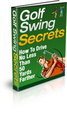 Product picture Golf Swing Secrets (PLR)