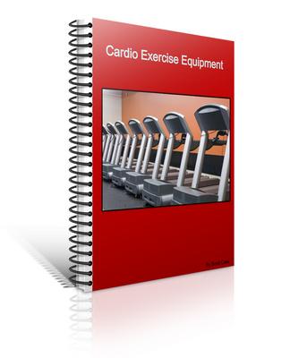 Product picture Cardio Exercise Equipment (PLR)