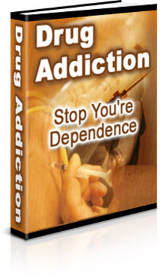 Product picture Drug Addiction: Stop Your Dependence!